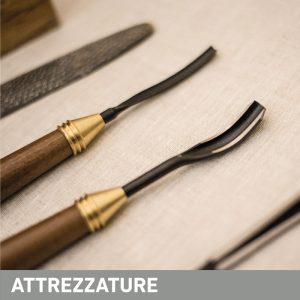 Phase Italia - Soluzioni per il restauro - Set di utensili per il restauro