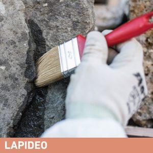 Phase Italia - Soluzioni per il restauro - Applicazione prodotto su pietra naturale