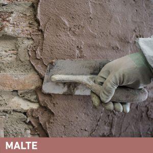 Phase Italia - Soluzioni per il restauro - Vista applicazione di malta su muro in mattoni e cemento