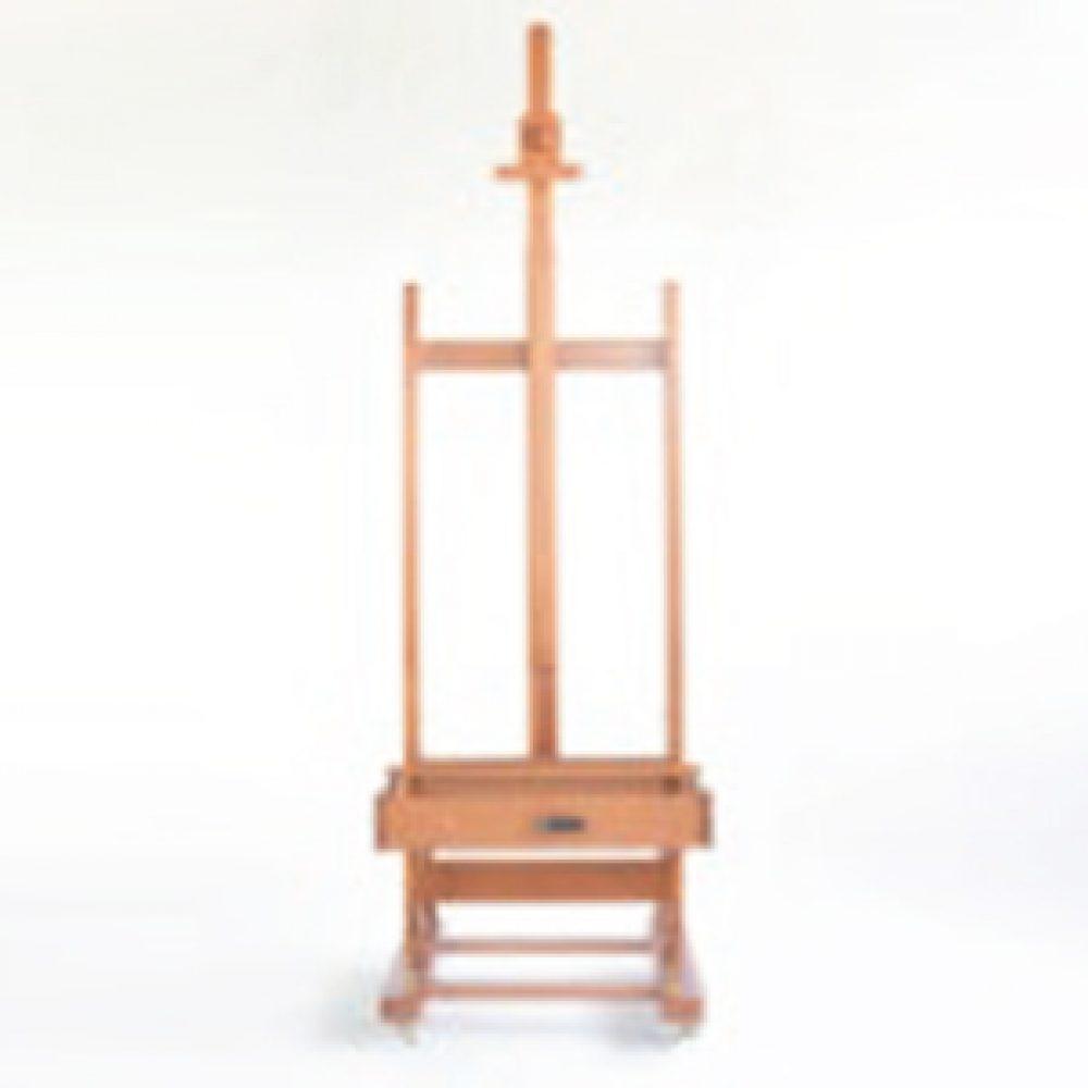 Phase prodotti restauro Firenze - Cavalletto da studio a manovella - PHASE - Attrezzature per il restauro e di laboratorio, Attrezzature per tele, tavole e belle arti