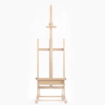 Phase prodotti restauro Firenze - Cavalletto da studio grande - PHASE - Attrezzature per il restauro e di laboratorio, Attrezzature per tele, tavole e belle arti