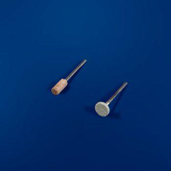 Phase vendita prodotti restauro Firenze- mole al carburo di silicio - Accessori per micromotore, Attrezzature per il restauro e di laboratorio, Prodotti per il restauro lapideo, Sistemi di pulitura, Strumenti.