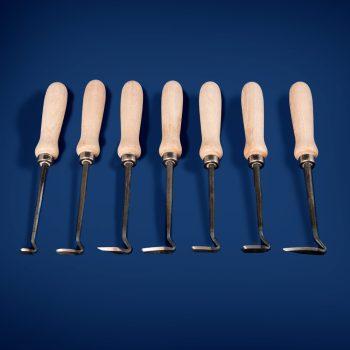 Phase vendita prodotti per restauro Firenze - raschietti per doratori - prodotti doratura