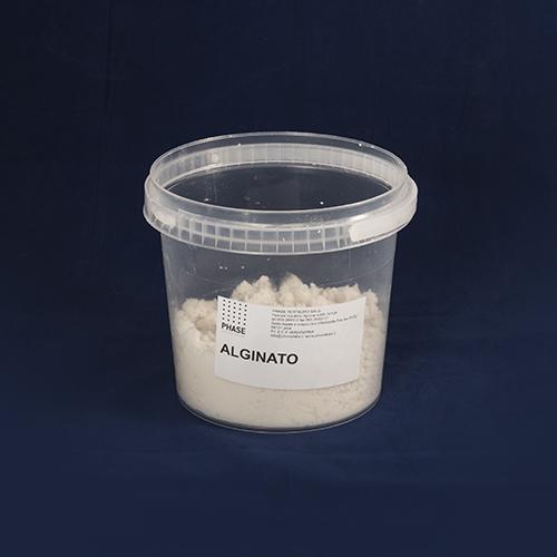 Phase prodotti restauro Firenze-alginato-barattolo- Prodotti per gessi e calchi.
