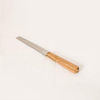 Phase Italia vendita prodotti per il restauro - coltello per doratori in acciaio