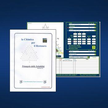 Phase Italia - Prodotti per il restauro - Triansol - Porgramma per derminazione solubilità