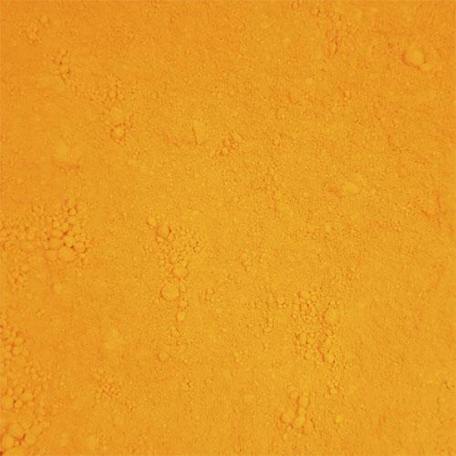Phase prodotti restauro Firenze-pigmenti phase_0000_giallo cadmio scuro - polvere- Pigmenti per il restauro, Terre e pigmenti minerali puri