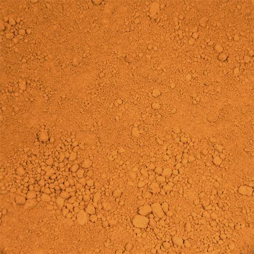Phase prodotti restauro Firenze-pigmenti phase_0002_terra rossa ventilata - polvere- Pigmenti per il restauro, Terre e pigmenti minerali puri