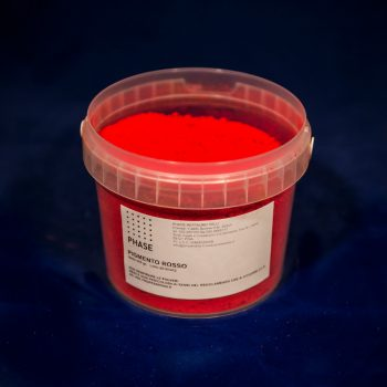 Phase prodotti restauro Firenze-pigmenti rossi- Pigmenti per il restauro, Terre e pigmenti minerali puri