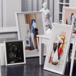 I dipinti di Picasso reimmaginati come sculture