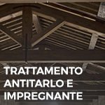 Phase Italia - Soluzioni per il trattamento del legno - Trattamento antitarlo e impregnante