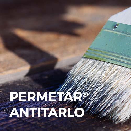 Phase Italia - Soluzioni per il trattamento del legno - Trattamento antitarlo con Permetar a pennello