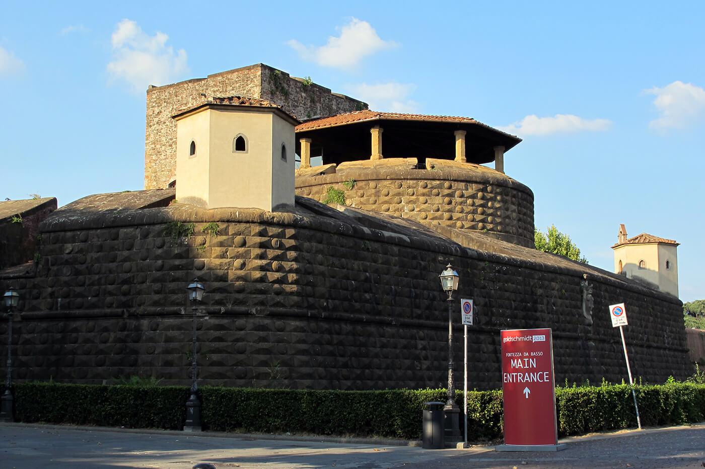 Phase Italia - Blog - Al via i lavori di restauro delle mura della Fortezza da Basso di Firenze