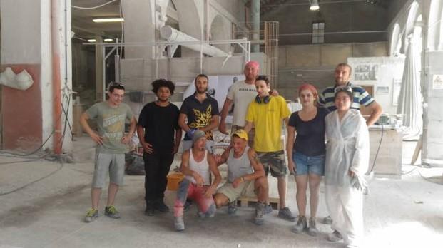 Phase Italia Blog - Cinque scultori in corsa per il prestigioso premio Unesco
