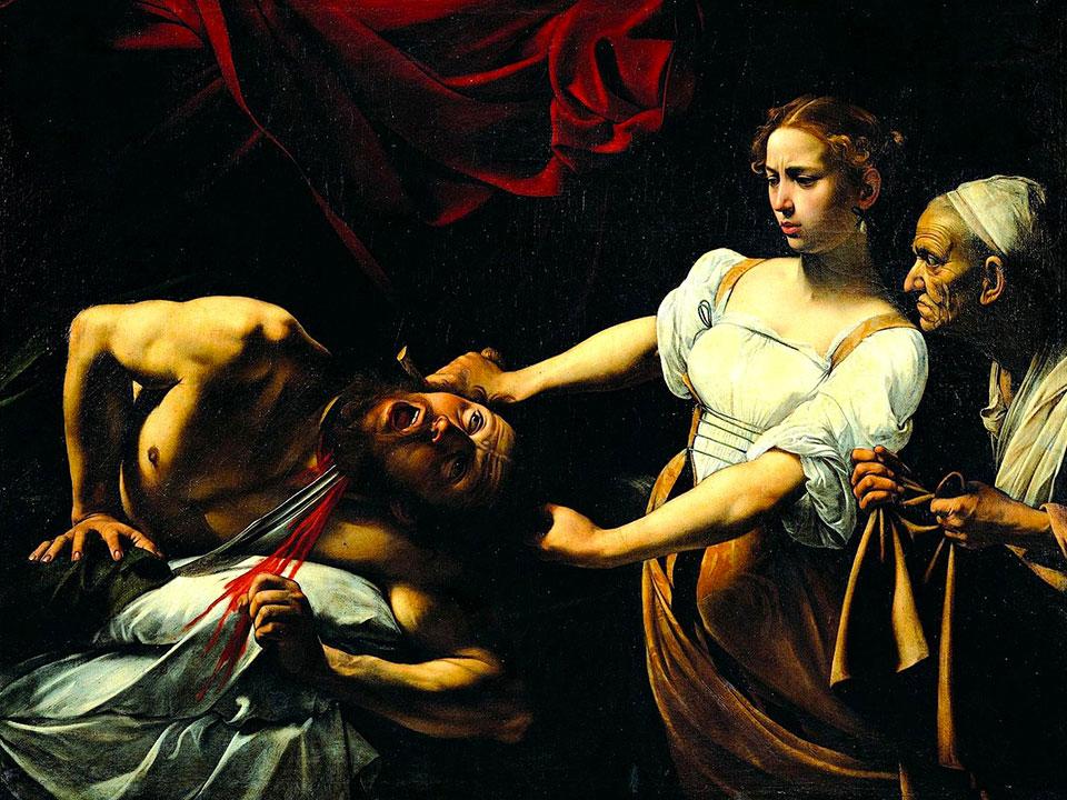 Phase Italia Blog - A Milano una mostra immersiva tra le opere di Caravaggio