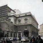 Al via i lavori di restauro delle facciate del San Carlo di Napoli