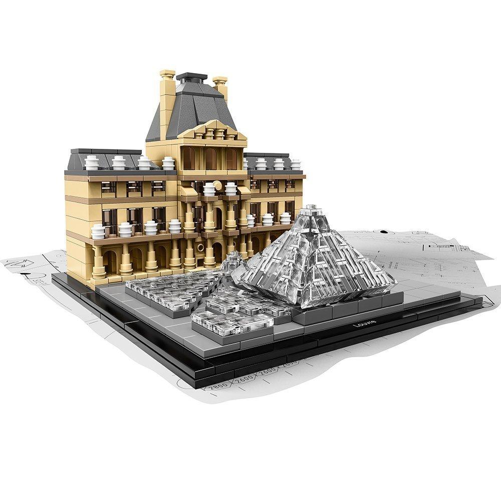 Phase Italia Blog - 5 fantastici set Lego per i vostri regali di Natale - Il Louvre
