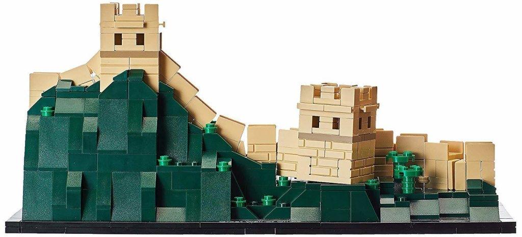 Phase Italia Blog - 5 fantastici set Lego per i vostri regali di Natale - La Grande Muraglia Cinese