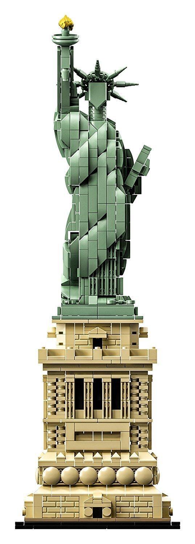 Phase Italia Blog - 5 fantastici set Lego per i vostri regali di Natale - La statua della libertà