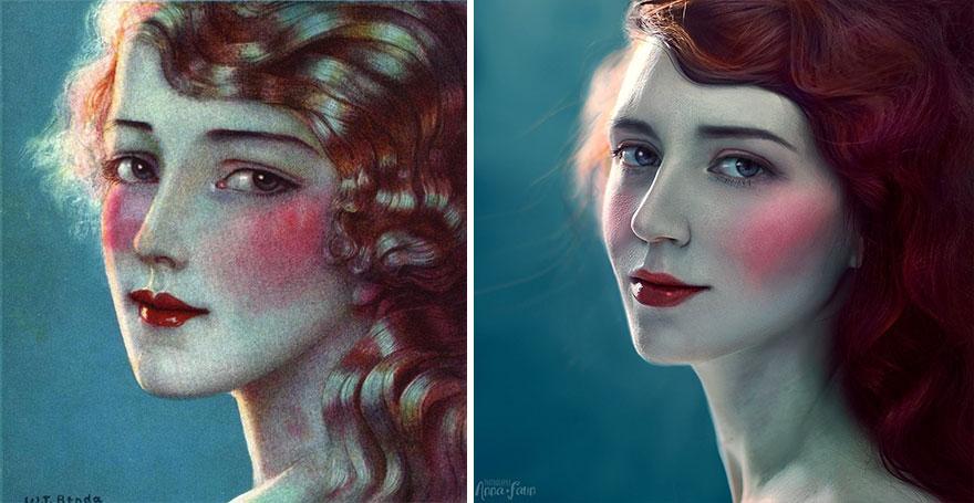 Phase Italia Blog - Replicare opere d'arte sui social network - foto 3
