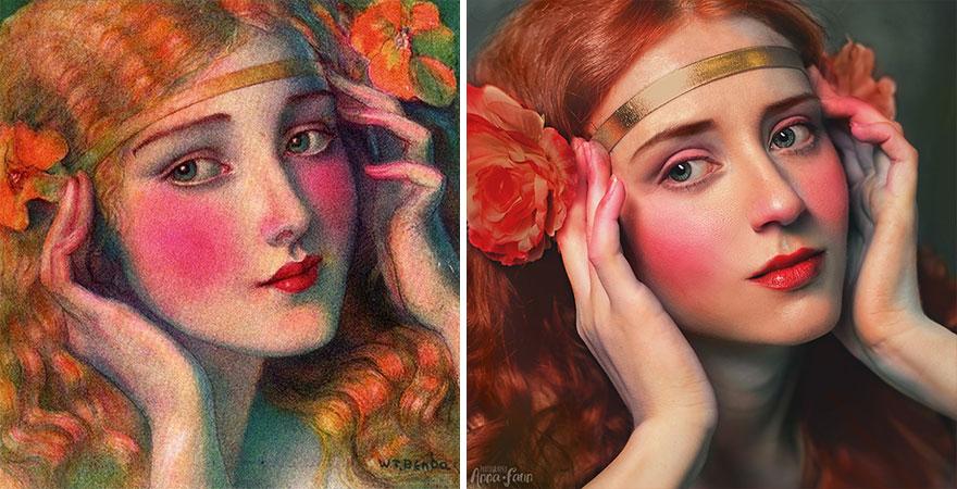 Phase Italia Blog - Replicare opere d'arte sui social network - foto 1