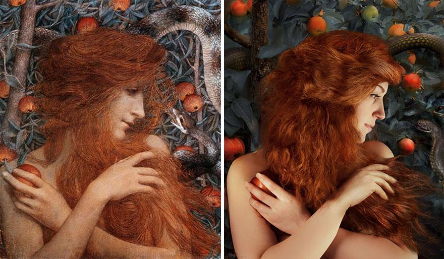 Phase Italia Blog - Replicare opere d'arte sui social network - foto 4