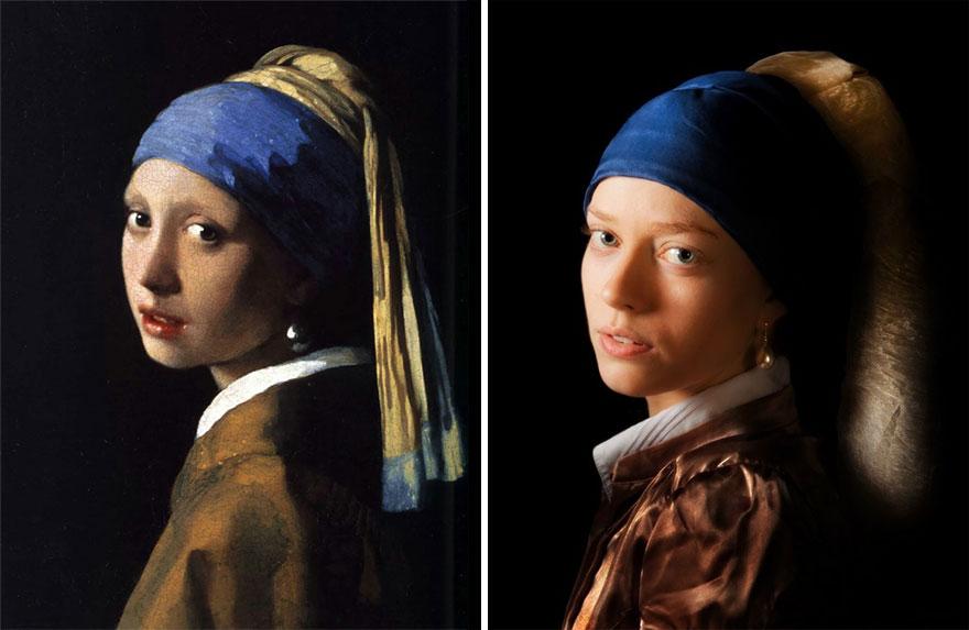 Phase Italia Blog - Replicare opere d'arte sui social network - foto 5