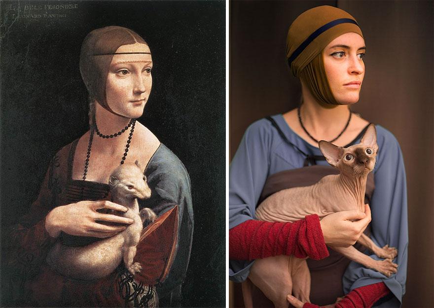 Phase Italia Blog - Replicare opere d'arte sui social network - foto 11