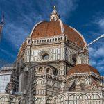 Terminato il restauro di una parte della facciata del Duomo di Firenze