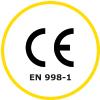 Malte di Calce Naturale - Phase Italia - Certificazione en-998-1