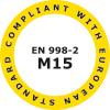 Malte di Calce Naturale - Phase Italia - Certificazione en-998-2-m15
