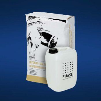 Phase Italia - Prodotti per il restauro - Sacco malte chiaro + tanica 8 litri