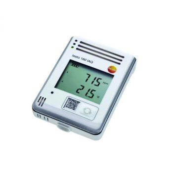 Data logger WiFi testo 160 IAQ (WLAN) - Monitoraggio di temperatura, umidità, CO2 e pressione atmosferica - foto 4